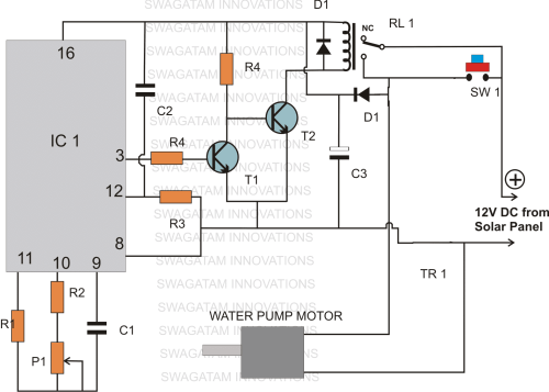 small resolution of timer based water level controller circuit homemade circuit projects customized water flow controller with timer circuit circuit diagram
