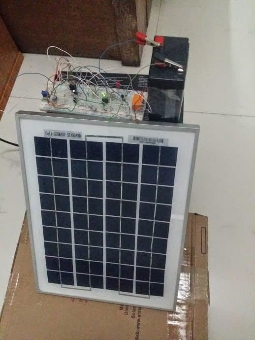 Solar Panel System Diagram In Addition 6 Volt Battery Charger Circuit