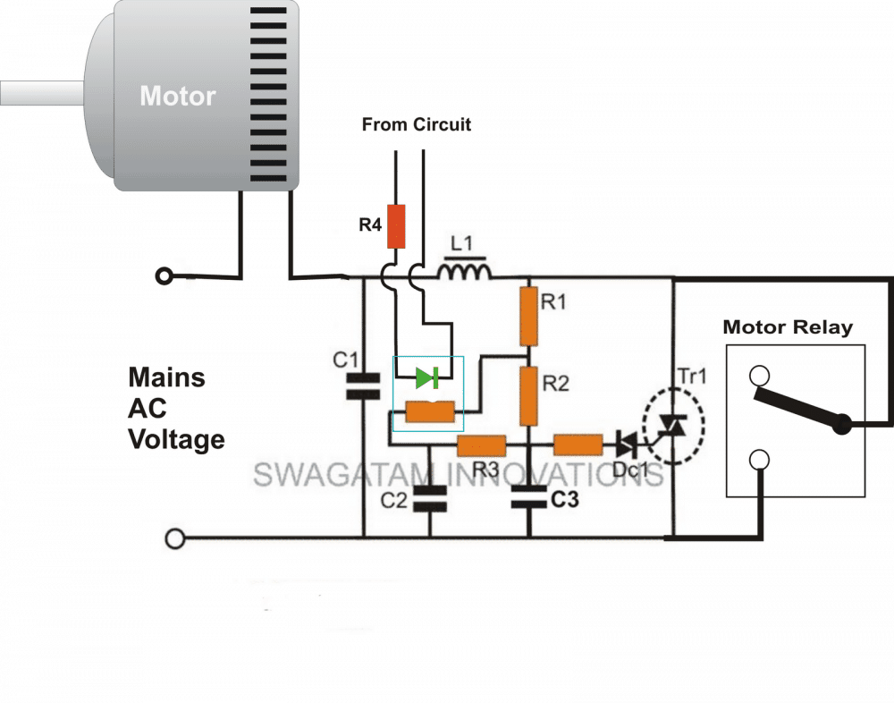 Ac 110v Single Phase Compressor Wiring Diagram Adding A Soft Start To Water Pump Motors Reducing Relay