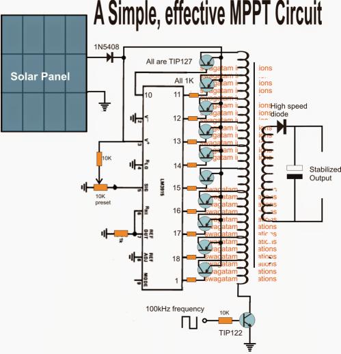 small resolution of homemade solar mppt circuit poor man u2019s maximum power 5000w power inverter schematic diagram pure sine