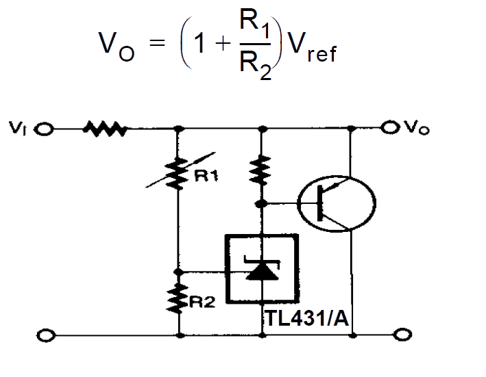 How Shunt Regulator TL431 Works, Datasheet, Application