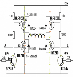 regarding how to design an inverter and may be incorporated only for designing a ordinary inverter circuits typically the square wave types  [ 1024 x 954 Pixel ]