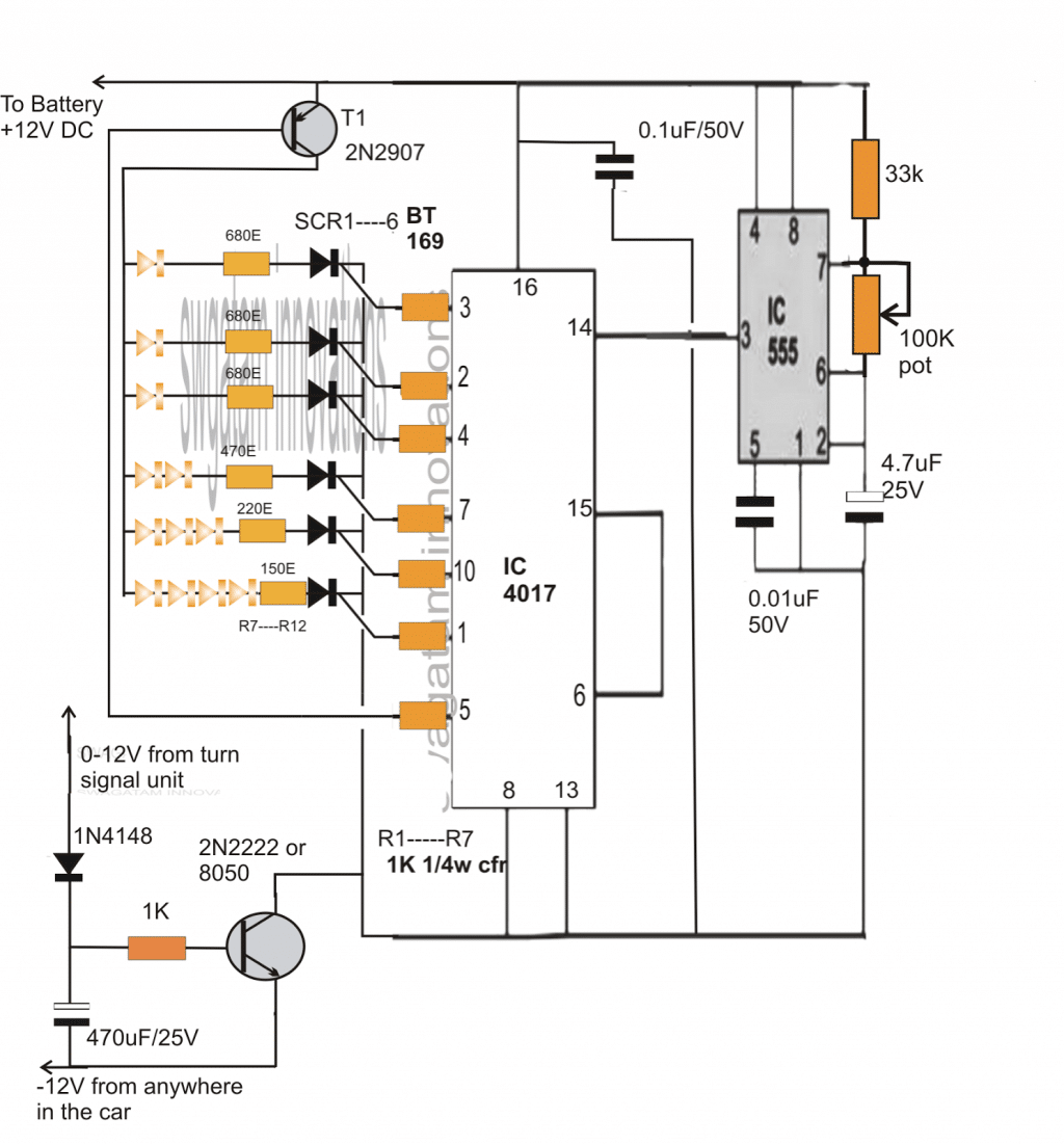 hight resolution of sequential led turn signal circuit also simple speaker circuitsequential turn signal light circuit diagram wiring diagrams