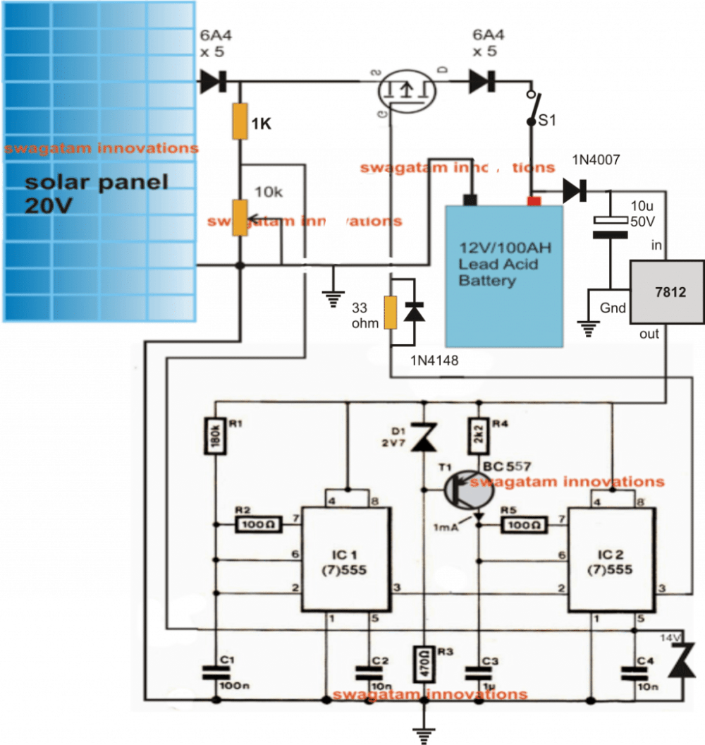 medium resolution of how to set up the circuit