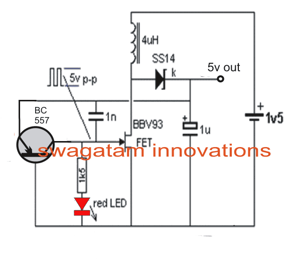 cell phone battery charger circuit