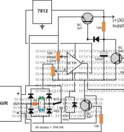 avr circuit diagram automotive wiring diagram u2022 1978 ford voltage regulator wiring diagram sx440 voltage [ 1028 x 1014 Pixel ]