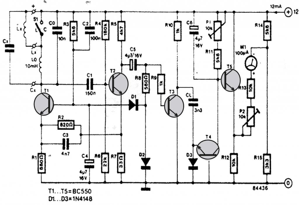 circuit diagram division