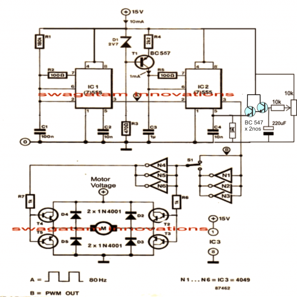 motor control wiring diagram wire software treadmill controller circuit impremedia