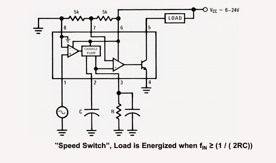 3 Frequency to Voltage Converter Circuits Explained