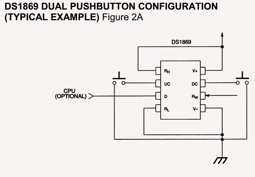 potentiometer circuit diagram circuit diagram