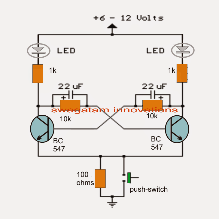Wiring Diagram For 12v Led Vandel Latching Switch