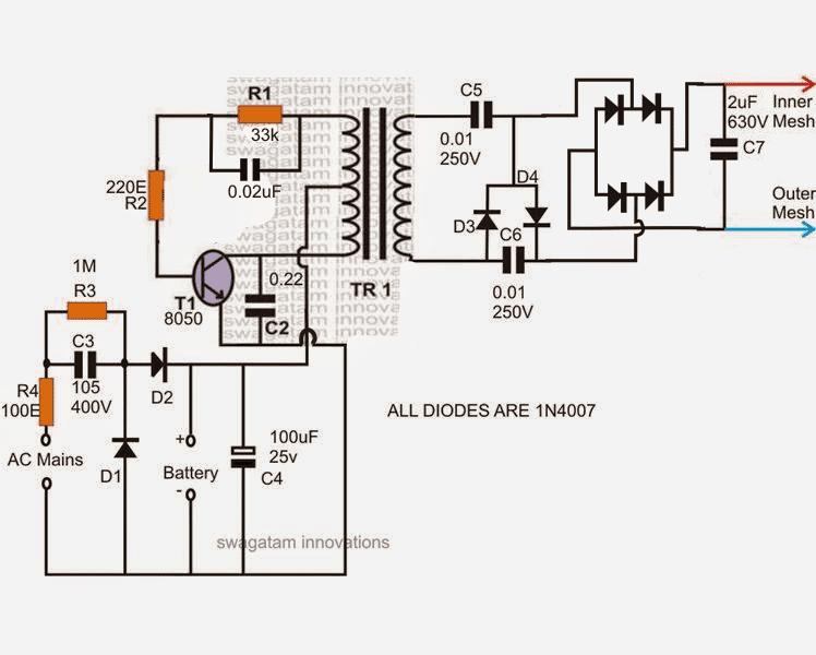 making electrical circuit