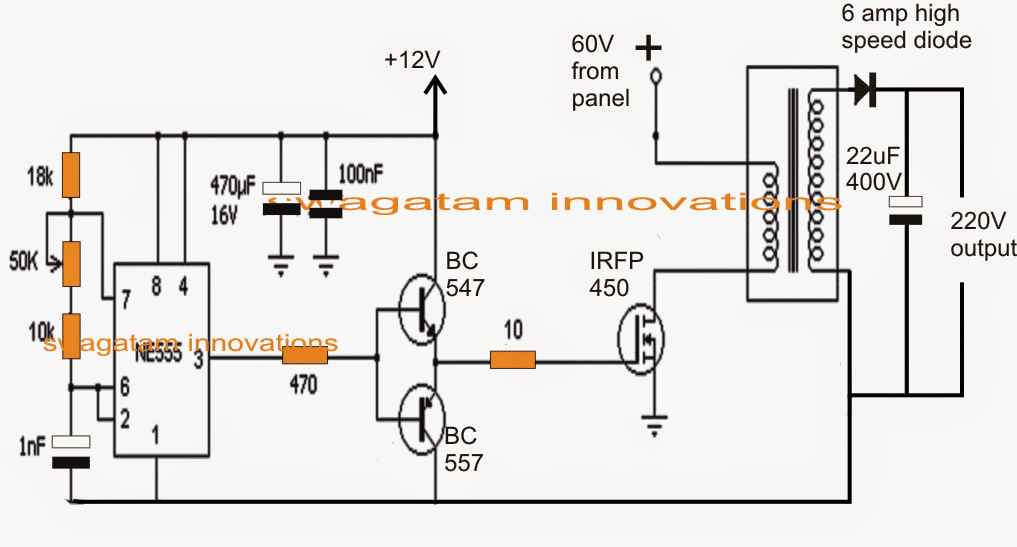 Homemade Phase Converter Wiring Diagram VFD Circuit