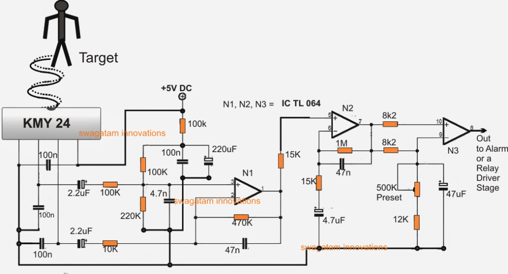 make a circuit diagram