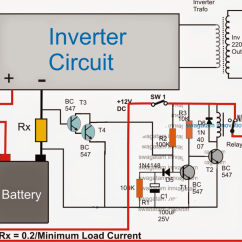 Wireless Power Transmission Circuit Diagram Simple Digestive System Project Solar Wiring Maker
