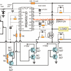 Grid Tie Inverter Circuit Diagram Electrolux Rm212 Wiring Solar For 1.5 Ton Ac
