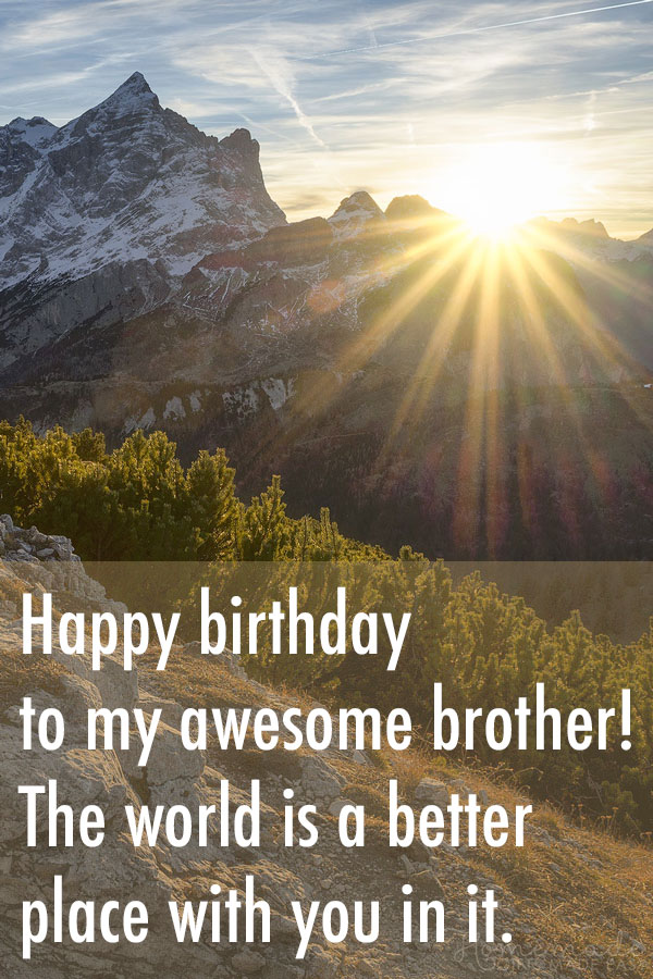 Brother Birthday Image : brother, birthday, image, Happy, Birthday, Wishes, Brother, Best,, Funny,, Heart-touching,