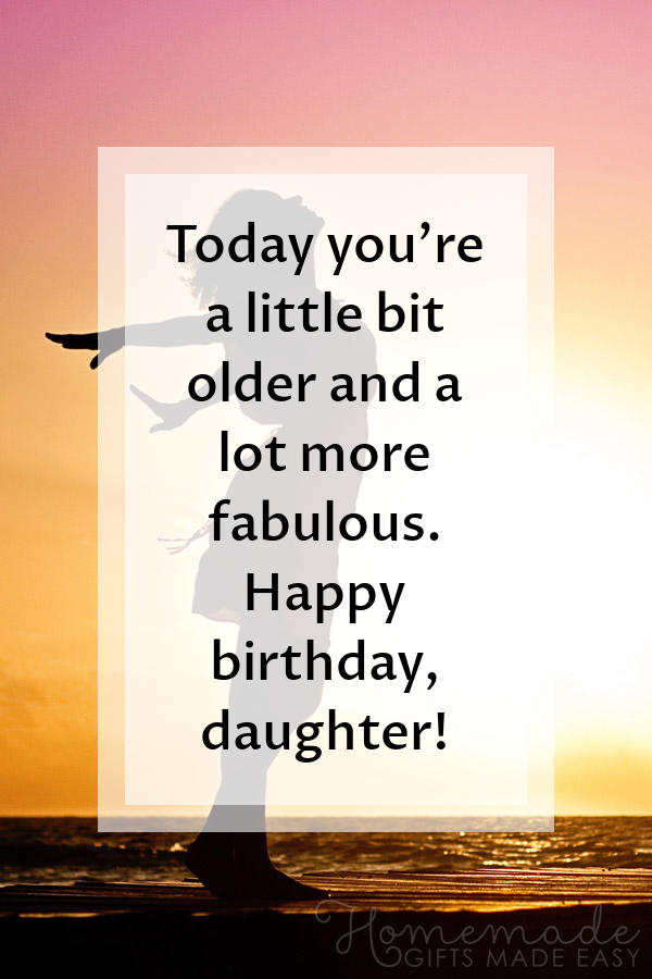 Happy Birthday Daughter From Dad Poems : happy, birthday, daughter, poems, Happy, Birthday, Daughter, Wishes, Quotes