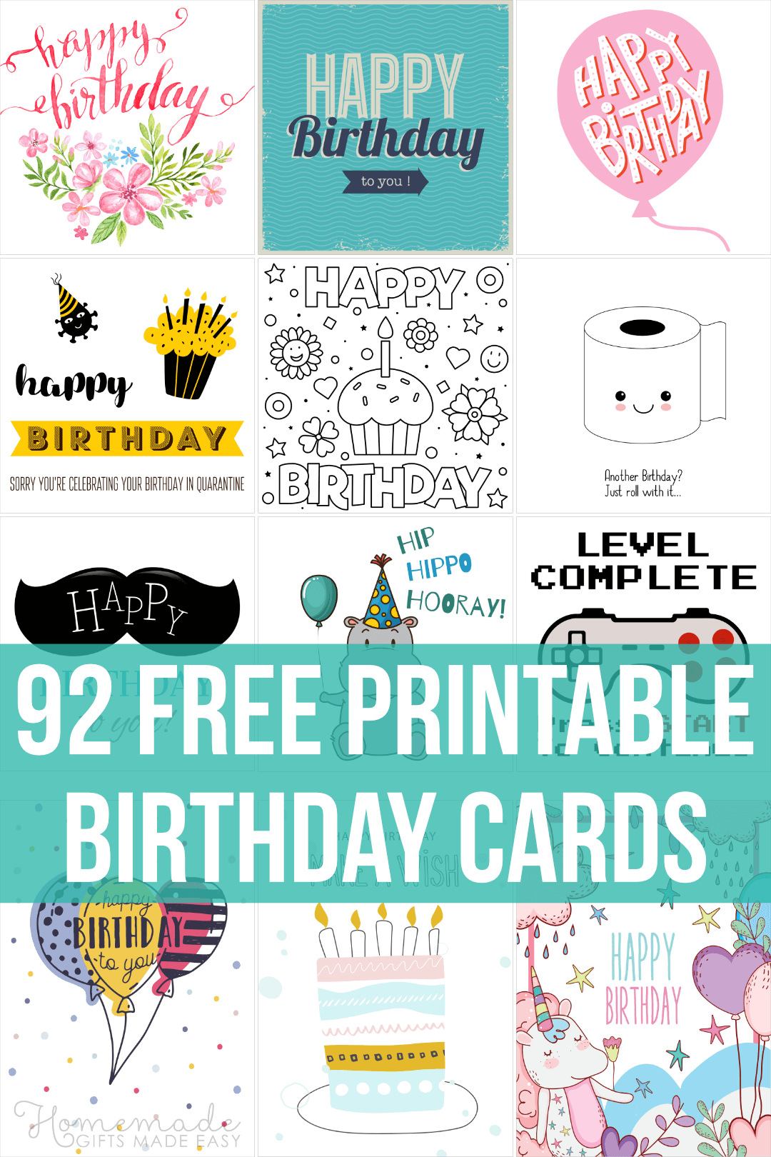Printable Birthday Cards For Husband : printable, birthday, cards, husband, Inspirational, Birthday, Prayers, Friends, Family