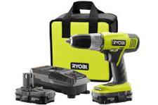HomeMade Modern DIY RYOBI 18 Volt Cordless Drill