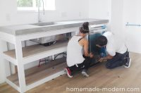 HomeMade Modern EP86 Kitchen Cabinets