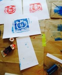 easy printmaking by homemadecity