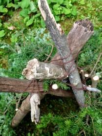 Tree Teepee by homemadecity.com