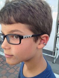 Why ear cuffs are better than earrings for my boy - home ...