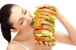 woman eating