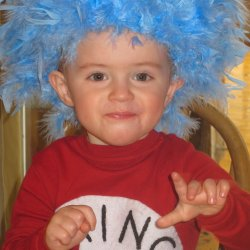 Dr Seuss Birthday Party