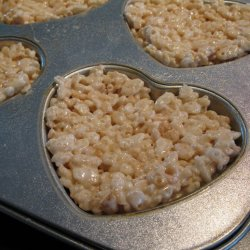 Tutorial – Valentine Rice Krispies