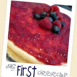 A Killer Cheesecake Recipe