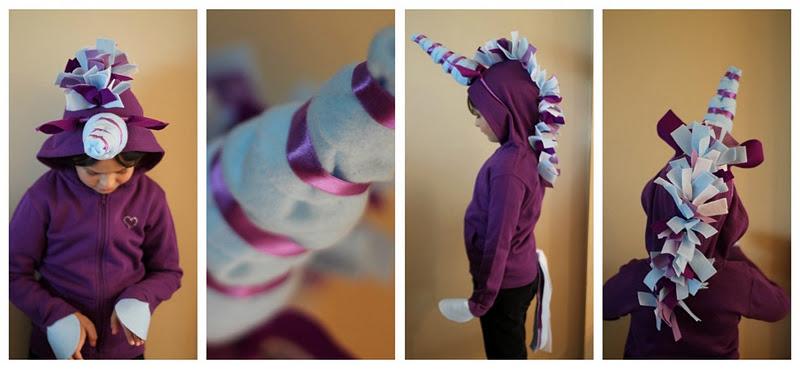 Scrappy Unicorn Costume