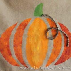 Pumpkin Loot Bags