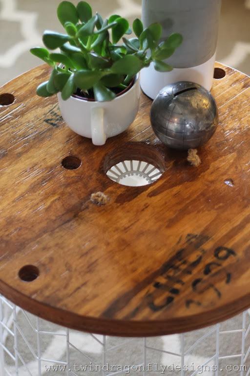 DIY Accent Table Tutorial