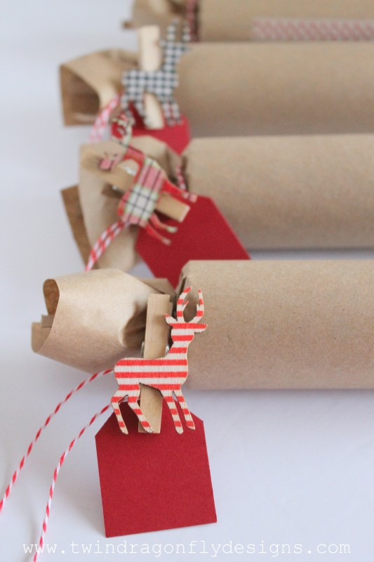 DIY Holiday Cracker