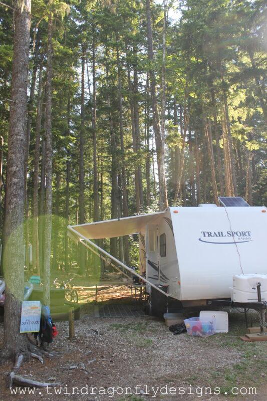 Noisy Creek ~ Campsite Review