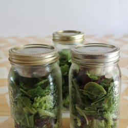 Salad in a Jar Tips and Tricks