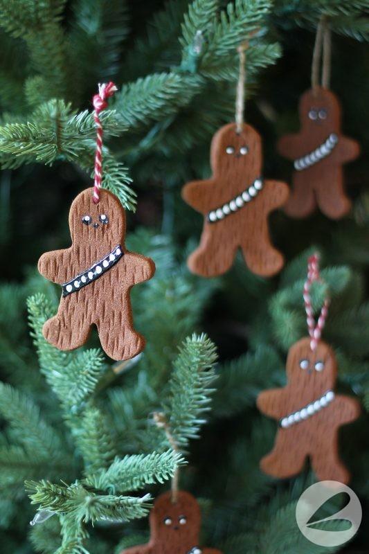 Cinnamon Chewbacca Ornament