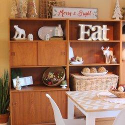 Rustic Woodland Dining Room