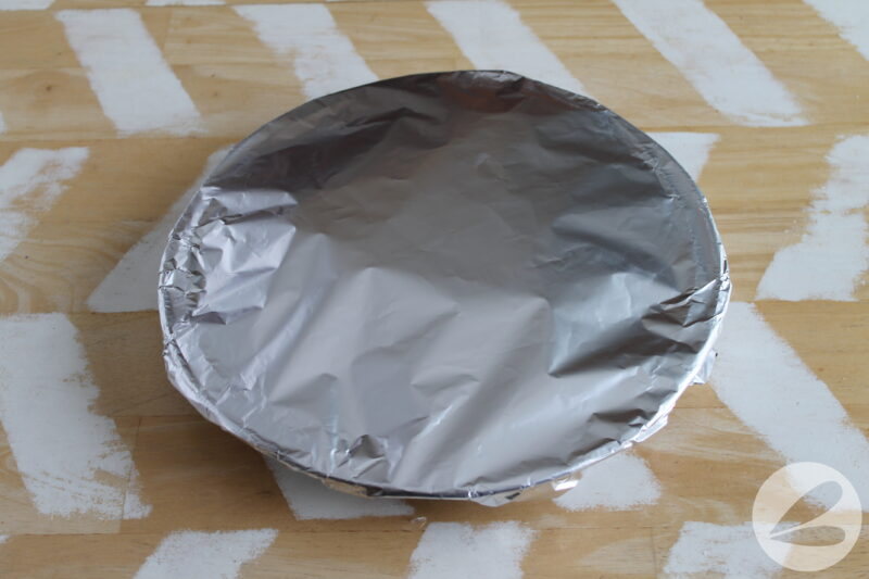 tinfoil packet tacos