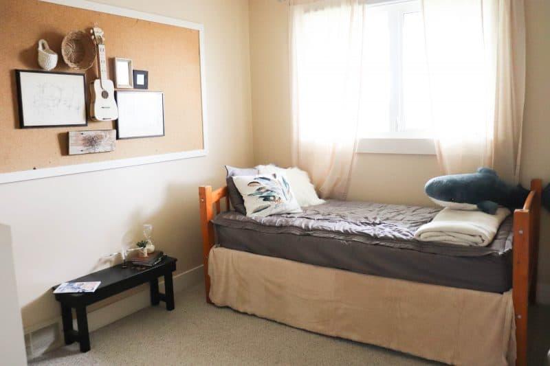 boy bedroom makeover