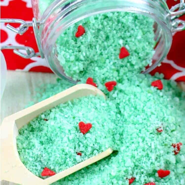 the grinch christmas bath salts s