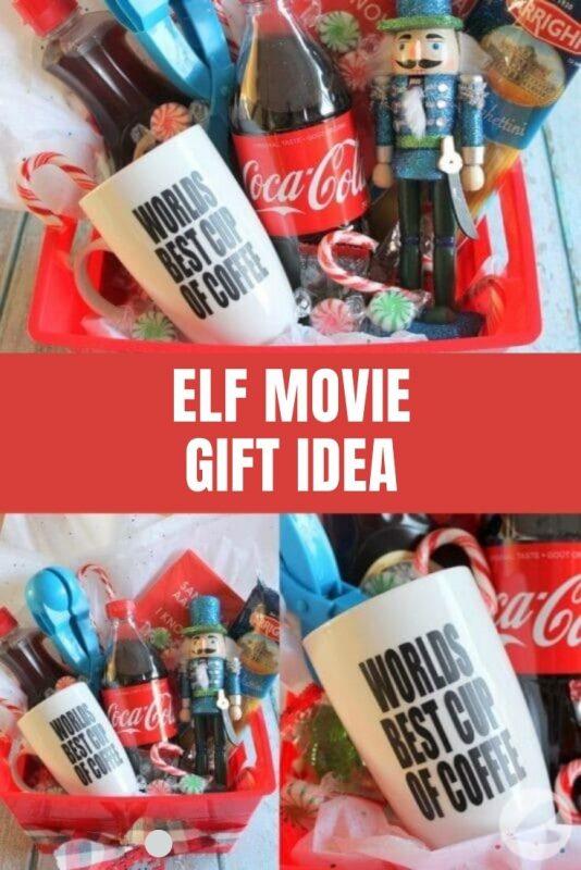 elf movie gift idea