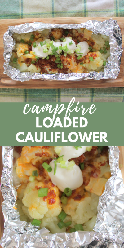 campfire loaded cauliflower