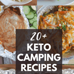 keto camping recipes