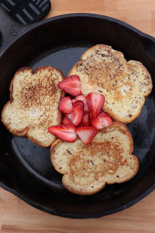 skillet french toast recipe