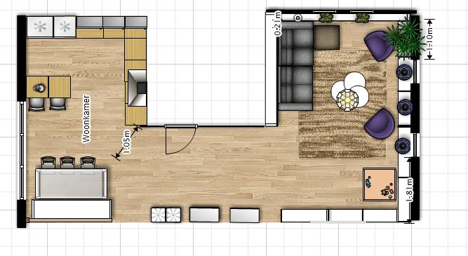 Ontwerp je inrichting met Floorplanner  Homemade Home