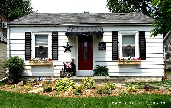 The Curb Appeal Series: THE BIG REVEAL!