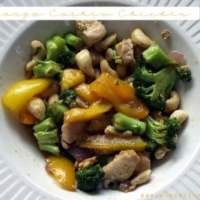 Mango Cashew Chicken